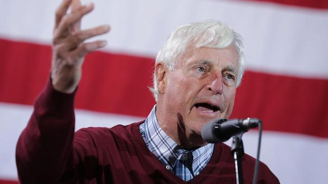 Former Indiana basketball coach Bob Knight ripped the school for firing him and legendary UCLA coach John Wooden over the school's recruiting practices when the team dominated college basketball in the 1960's and 70's.