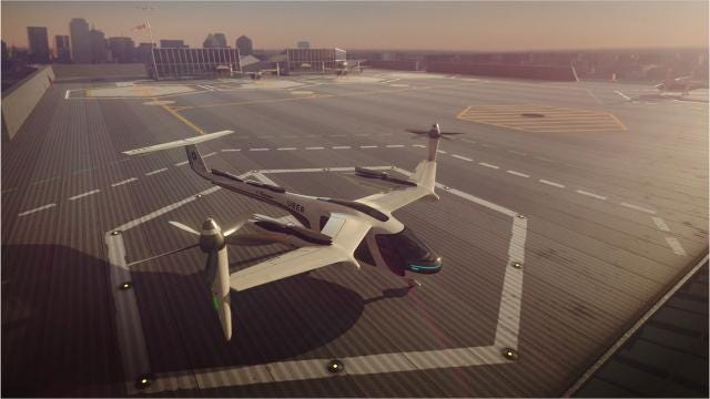 Uber sets sights on flying cars