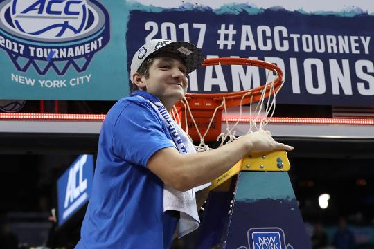 1d84613cc9d Grayson Allen looks ready to be Duke s mature team leader