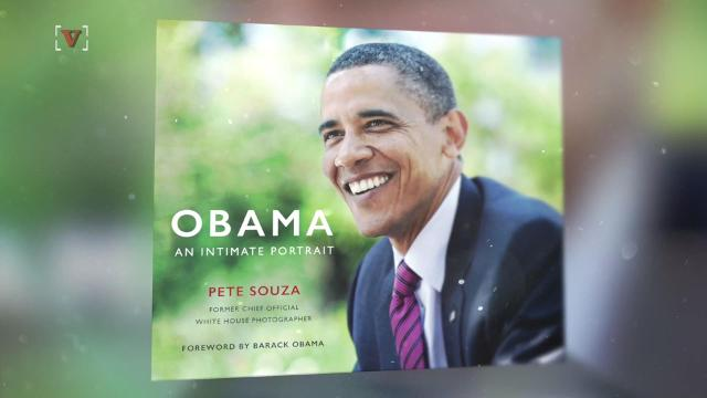 A new book by White House photographer Pete Souza is sharing never before seen pics of Former President Obama interacting with his family.