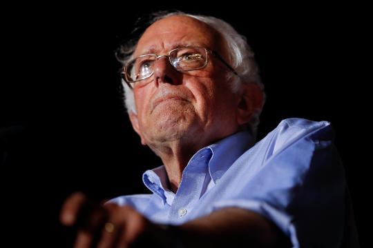 Bernie Sanders: Almost everything Trump said was a lie