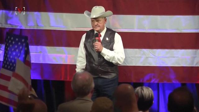 Trump: Moore will 'step aside' if misconduct allegations are true