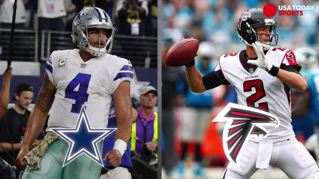 Week 10 NFL picks: Can Atlanta rebound vs. Dallas?