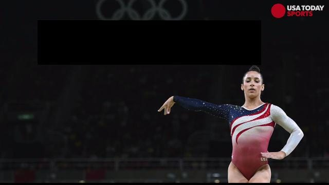 Aly Raisman says she was abused by USA Gymnastics doctor