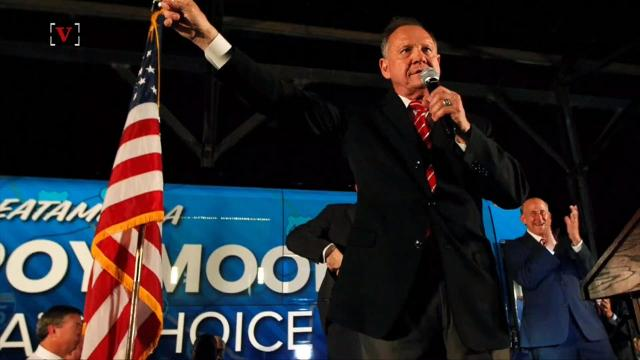 Poll: 37% of evangelicals more likely to support Roy Moore