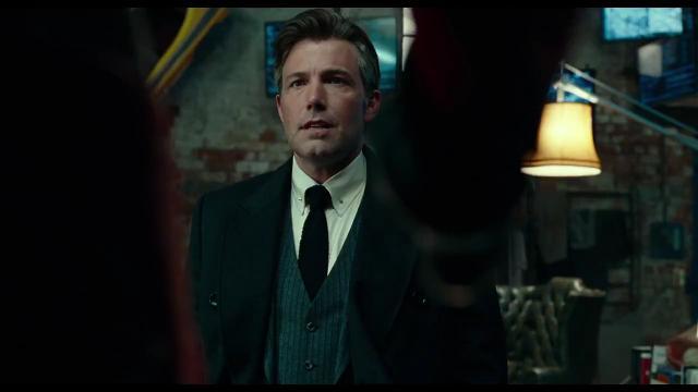 Batman meets the Flash in 'Justice League'