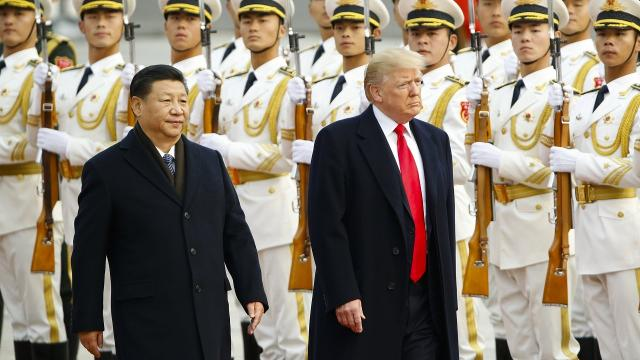 Trump offers to arbitrate in South China Sea dispute