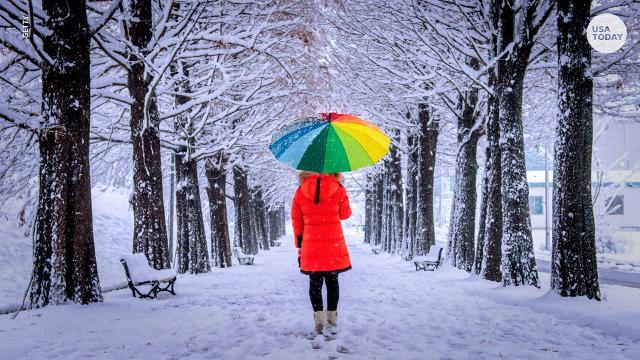 How La Niña, El Niño throw winter weather out of whack