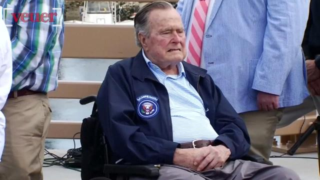 George H.W. Bush accused of groping woman when she was 16