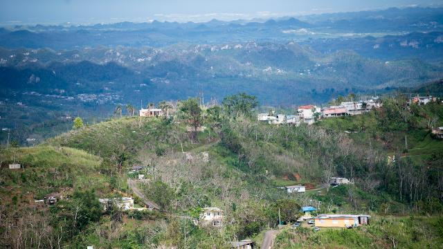 Puerto Ricans in mountain towns need more than just food and water