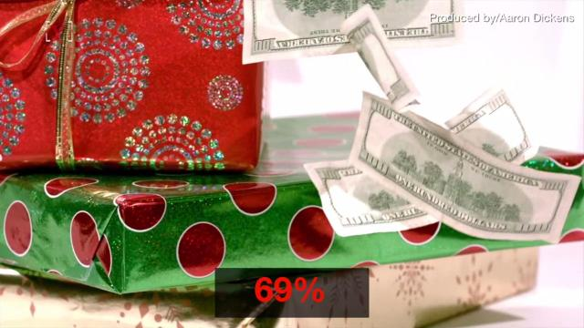 Poll: Most Americans want to skip giving gifts during holidays