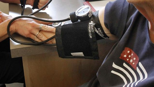 AHA: Half of US Adults Have High Blood Pressure