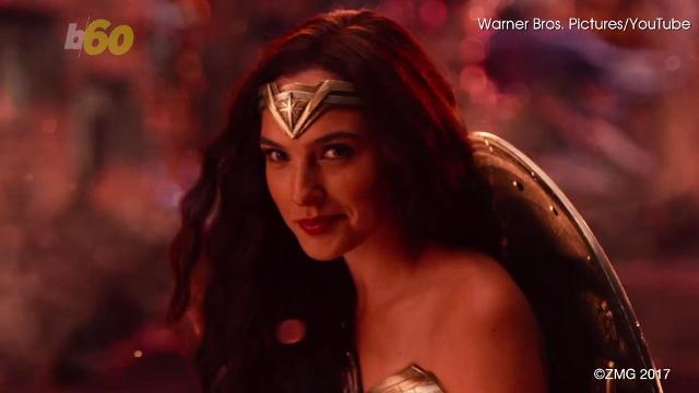 Gal Gadot & Connie Nielsen Bring 'Wonder Woman' to the 'Justice League' Premiere