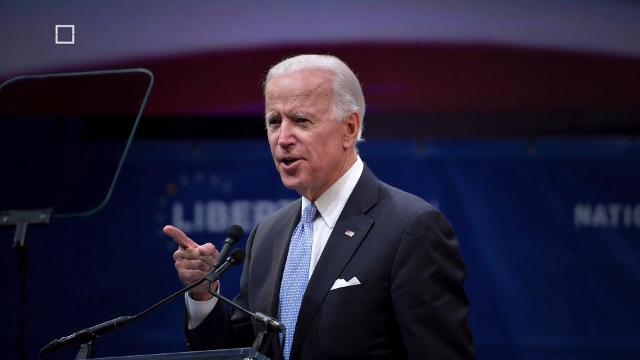 Poll: Biden would beat President Trump in 2020