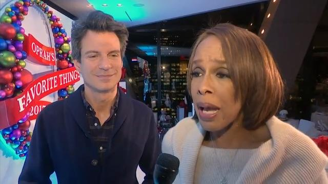 Gayle King says Oprah doesn't want anything for Christmas