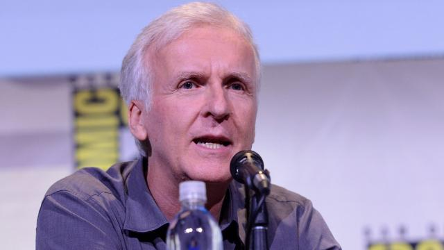 James Cameron almost fought Harvey Weinstein at the Oscars