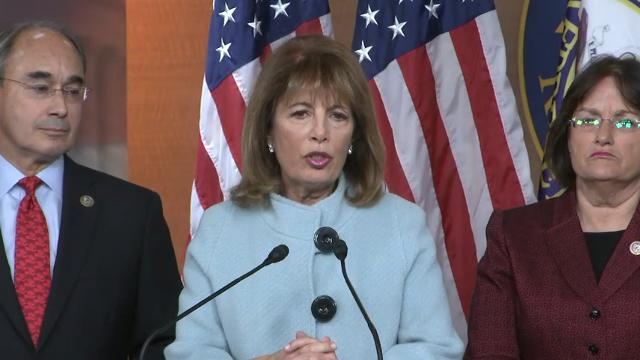 Bipartisan sexual harassment bill introduced