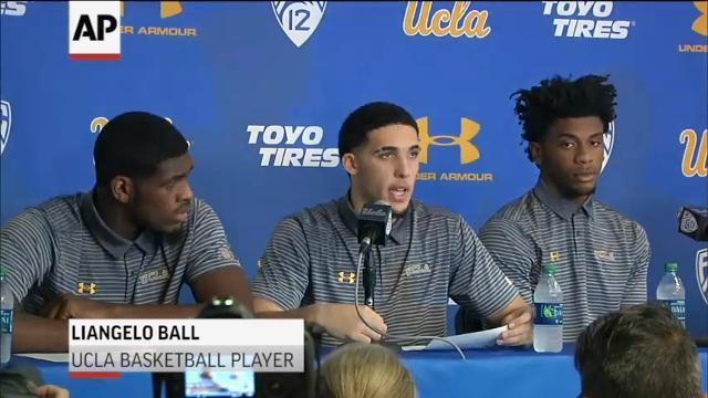 UCLA Players Apologize, Get Suspended