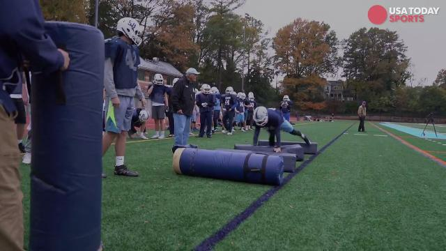 Why this high school football team has eliminated tackling drills
