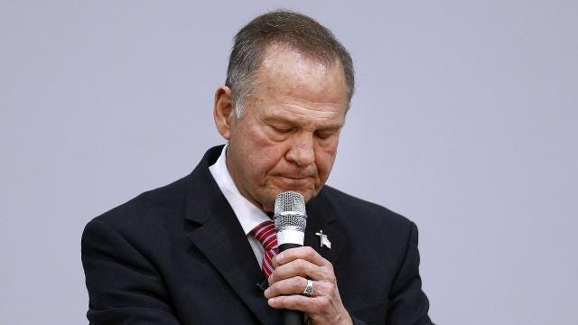 More women come forward with allegations against Roy Moore