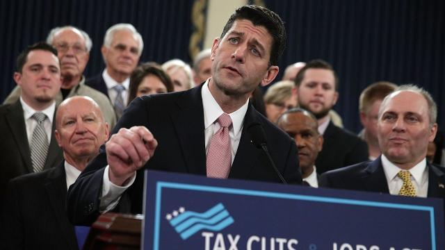Winners and losers in the tax bill that passed the House