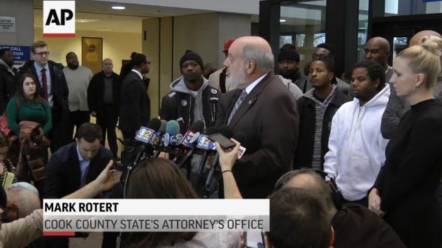 15 convictions tossed in Chicago police scandal