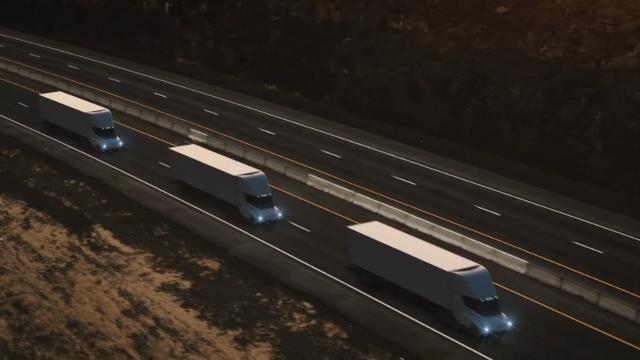 Tesla Reveals Semi Truck And New Sports Car Usatoday
