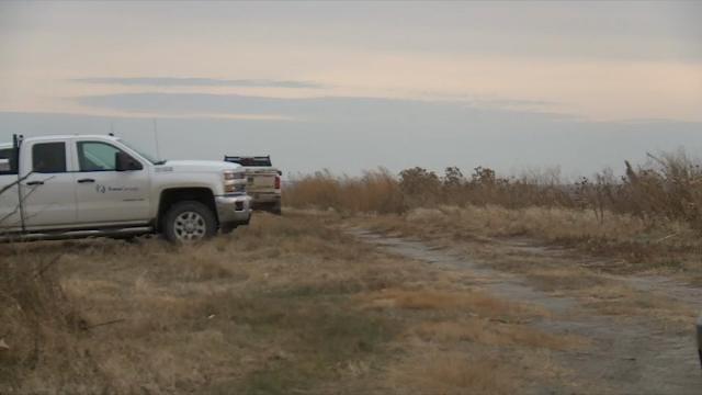 Raw: Keystone Pipeline Leak In South Dakota