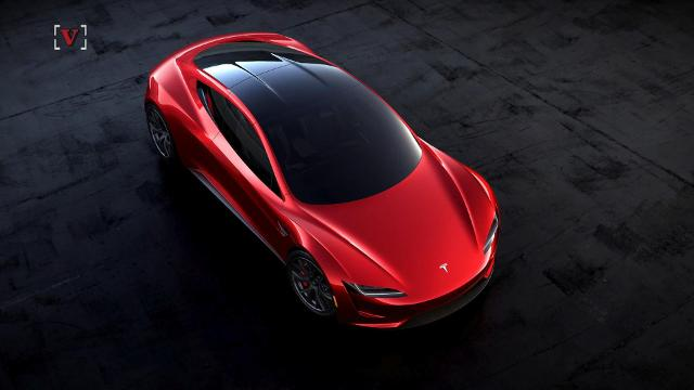 Elon Musk and Tesla reveals the fastest production car ever made
