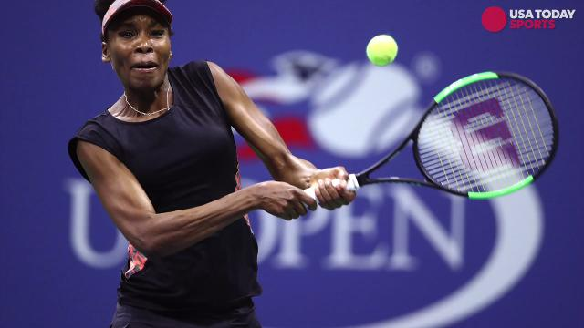 Venus Williams' home was burglarized when she was competing at the U.S. Open.