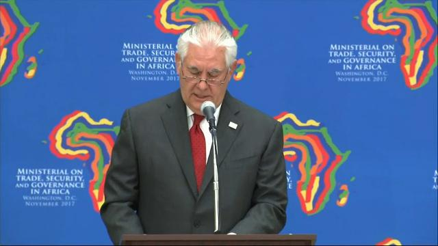 US Calls For Return to Civilian Rule in Zimbabwe