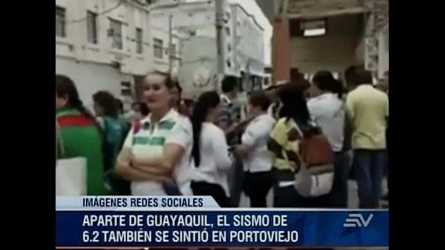 5.2 Magnitude Earthquake Hits Guayaquil Ecuador