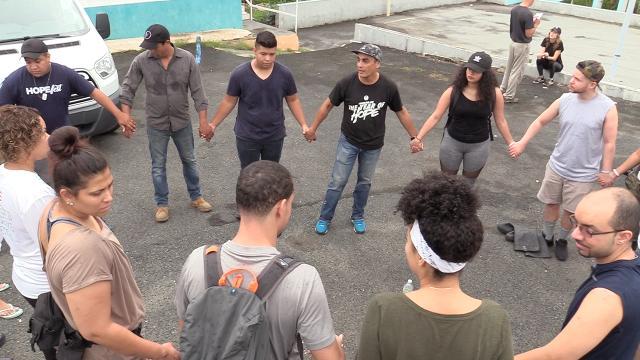 Pastor brings hope to Puerto Ricans