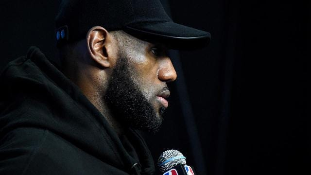 LeBron James: Feels Like Colin Kaepernick Has Been Blackballed Out Of The NFL