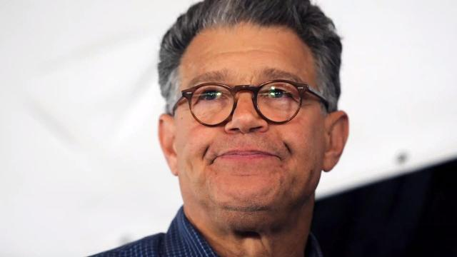 Arianna Huffington denies inappropriate behavior allegations made against Franken after new photo
