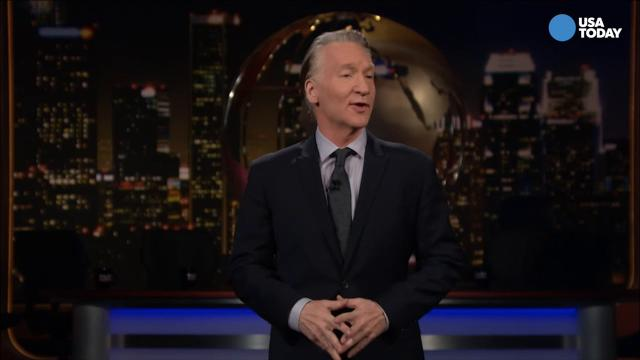 Bill Maher Sexual Harassment