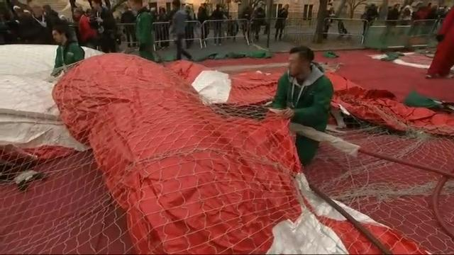 NYC Parade Balloon Inflation Gets Earlier Start