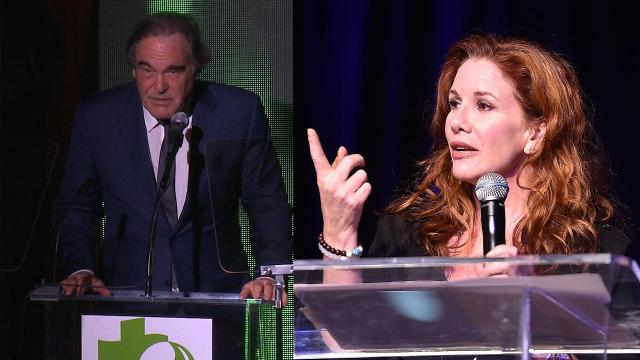 Melissa Gilbert Had Humiliating Casting Experience With Oliver Stone