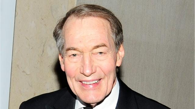 Charlie Rose accused of groping, walking around naked
