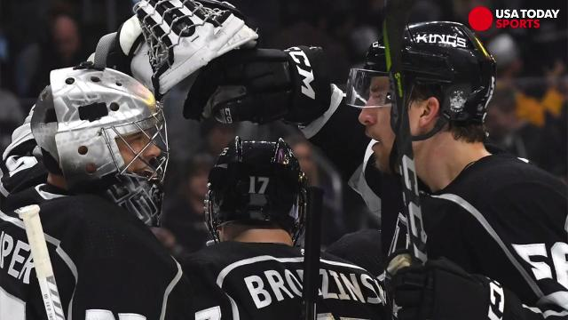 SportsPulse: NHL insider Kevin Allen looks at who has been impressive at the quarter mark of the season.