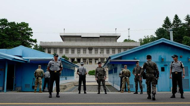 Negotiations between Trump, North Korea at a standstill, but optimism still in force at DMZ