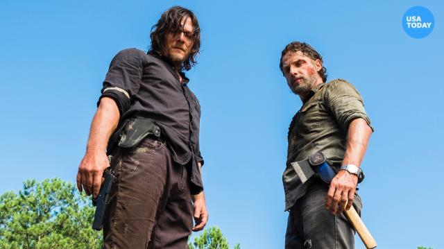 The Walking Dead crossover character to be revealed Sunday