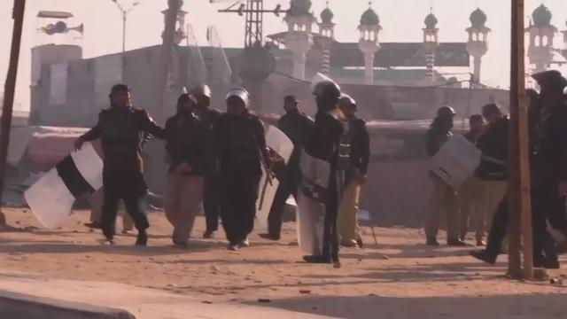 Taliban Fighters Dress as Women for Deadly Assault on Pakistan School