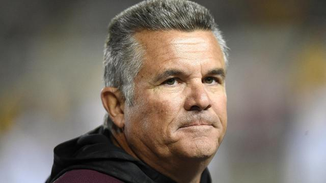 Arizona State has fired head coach Todd Graham after the Sun Devils beat rival Arizona on Saturday to finish 7–5 on the season.