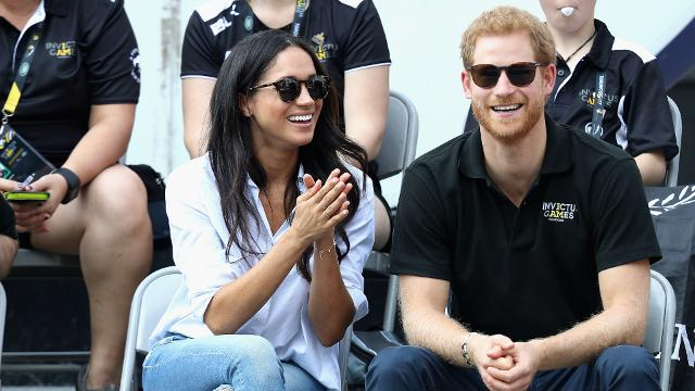 Prince Harry's fiancée Meghan Markle is making history