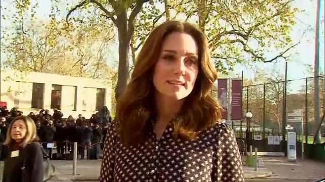 Duchess of Cambridge 'thrilled' about Harry engagement
