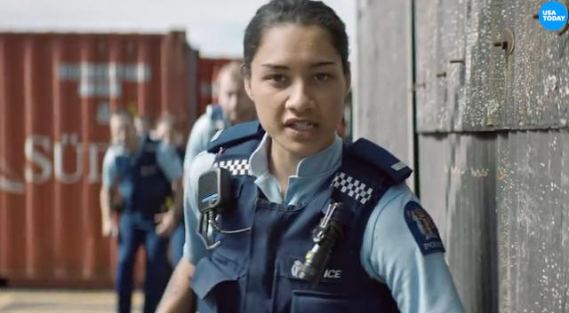 The New Zealand police force is getting worldwide attention for their action-packed recruitment video.