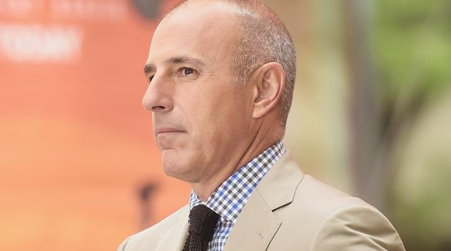 Matt Lauer fired from 'Today'