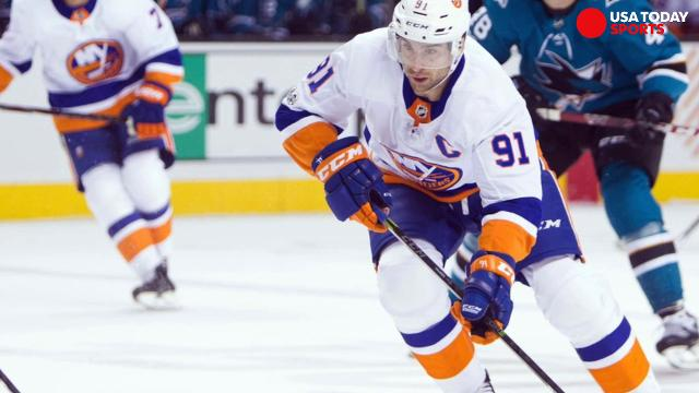 SportsPulse: NHL columnist Kevin Allen discusses if the Islanders' recent success is enough to keep star John Tavares around long term and what other big names could be on the move before the trade deadline.