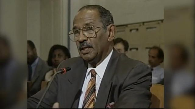 Former Conyers Staffer Details Harassment Claims